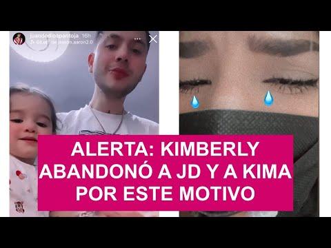 ¡ALERTA! KIMBERLY ABANDONÓ A JUAN DE DIOS Y A KIMA POR ESTE MOTIVO