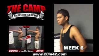 Fresno Weight Loss Fitness Hardbody Challenge Results - Jorge Garcia