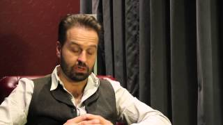 Alfie Boe talks about his favourite songs on 'Serenata'