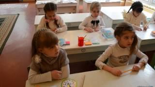 Контрольное занятие за второе полугодие в детском саду в старшей группе