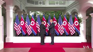 Trump-Kim Summit Sparks Diverging Reactions on Capitol Hill