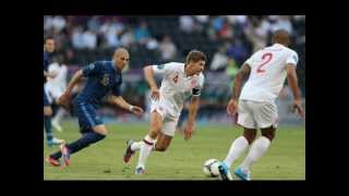 Euro 2012: France and England Draw 1-1