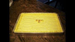 Lemon Buttercream Frosting by Diane Lovetobake