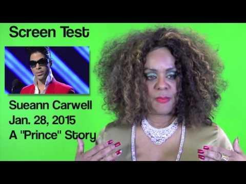 Sueann Carwell Screen Test