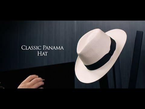 Handmade Genuine Panama Hat
