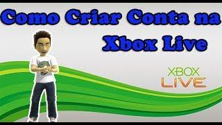 [TUTORIAL] Como Criar Conta na Xbox Live sem erro!