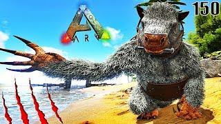 CETTE IMMENSE BÊTE VA VOUS IMPRESSIONNER !   ARK: Survival Evolved ! #Ep150