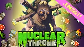 JUNKRAT IS IN THE GAME?! | Nuclear Throne