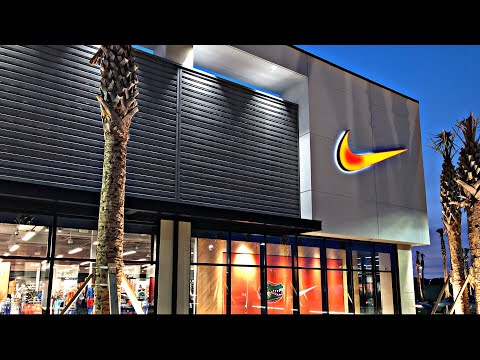 Nike Factory Store Grand Opening Gainesville FL
