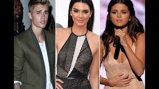 Justin Bieber tries to make Selena Gomez jealous with Kendall Jenner