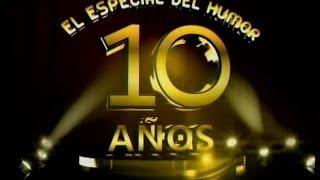 Los 10 Años de El Especial del Humor (04/07/2013) [3/5]