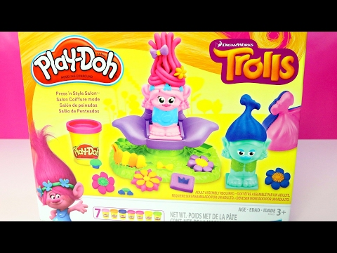 Plastilina Play Doh Trolls Play Doh Trolls |Mundo de Juguetes