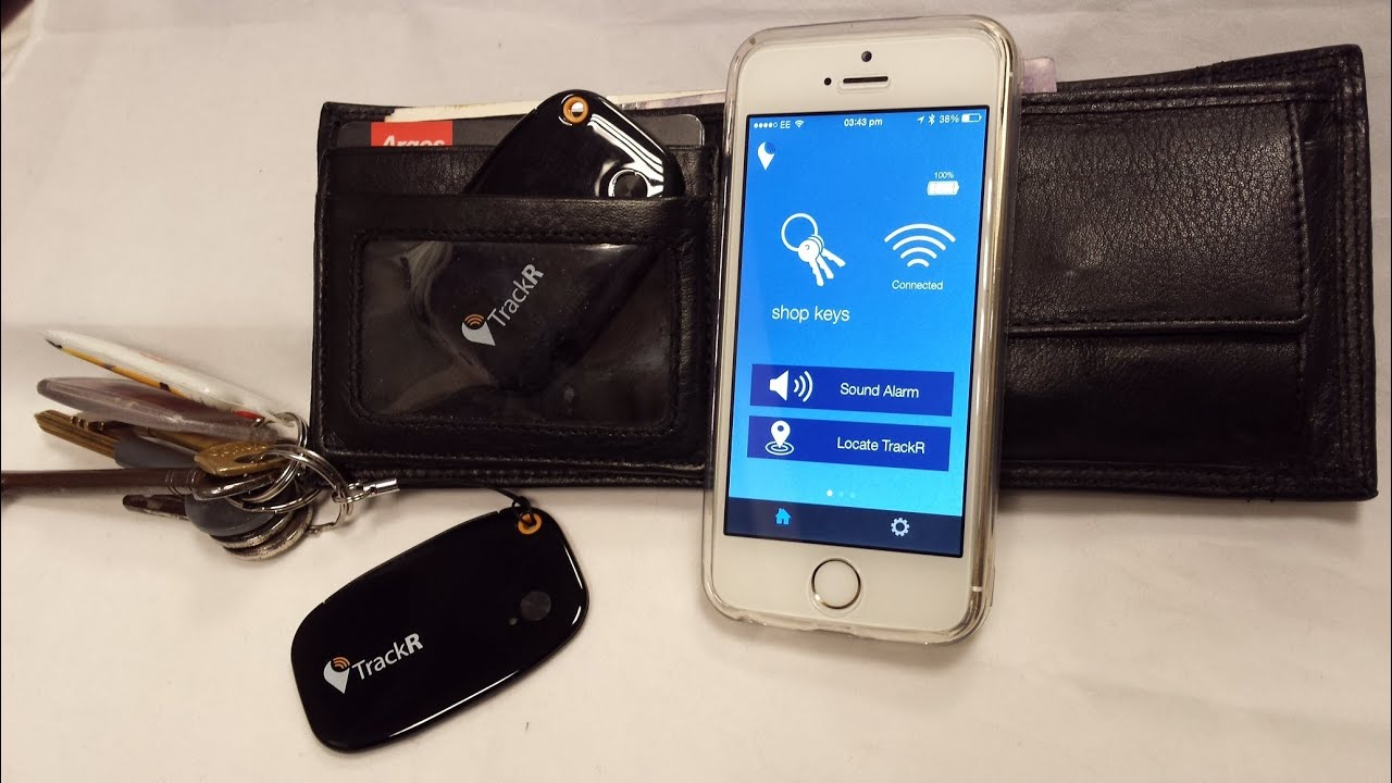 gps trackers for wallet
