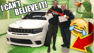 I Put My Jeep TrackHawk On The Dyno & You Won't Believe What Happened Next!!