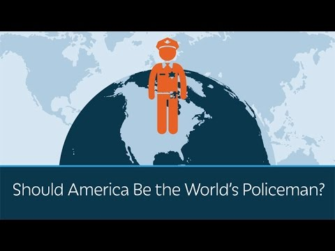Should America be the World