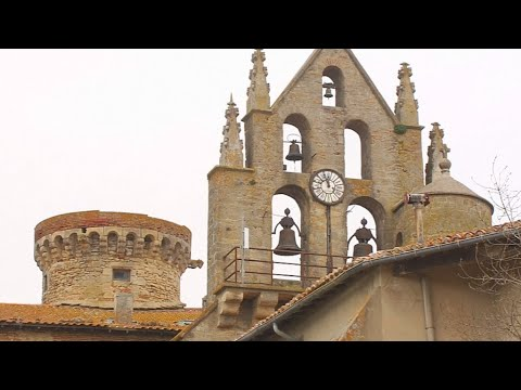 Ringing the bells: Church towers and steeples in south-western France