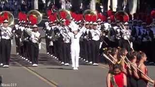 Loara HS - The Stars and Stripes Forever - 2015 Arcadia Band Review