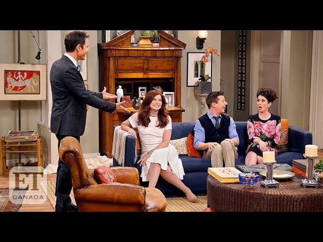 On Set Of 'Will And Grace' Series Finale