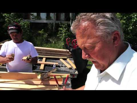How to install a boat dock | #WPM Edmonton