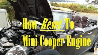 2010 Mini Cooper S / R56  FAULT CODE P0715 P0720  Speed