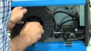 Аппараты MIG MAG  SOLARIS MIG 200  конструкция и подготовка