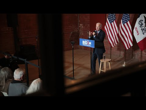 Joe Biden's Acceptance of Super PAC Shows Campaign's Desperation