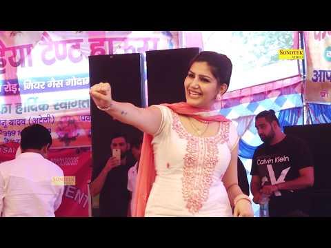Sapna  New Haryanvi Song 2018    Kajara Lagawegi   Sapna Chaudhary   Chanda Video