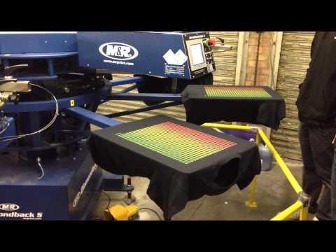 vektor.co.uk - automated t-shirt screen printing