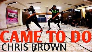 came to do chris brown choreography   gauravnchandni dance plus