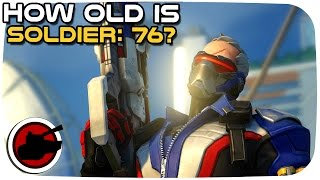 Overwatch Theory ► HOW OLD IS SOLDIER: 76? - Overwatch Game Theory