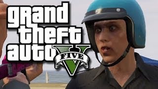 GTA 5 Online - Jerry Can Pictionary with the Crew!  (GTA 5 Funny Moments!)