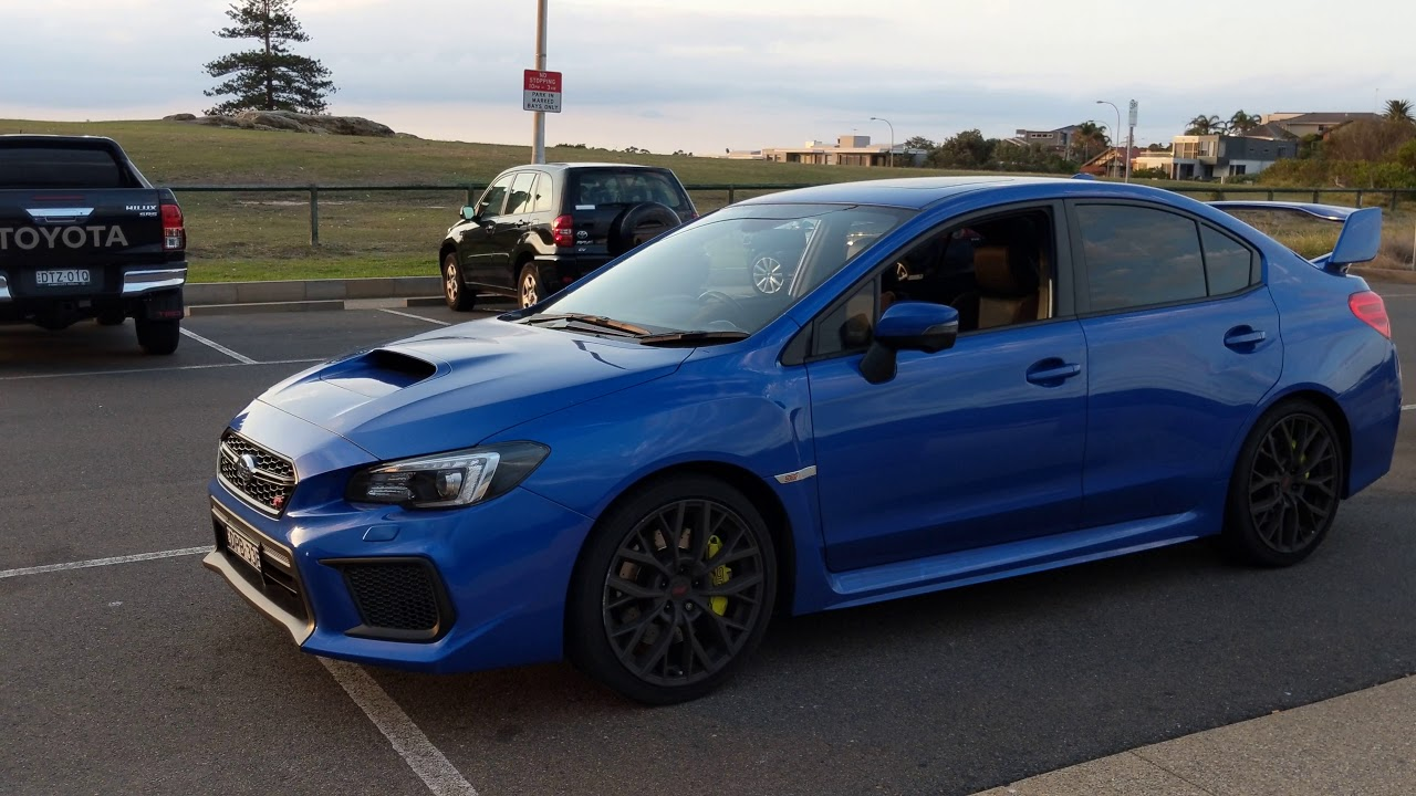 2018 WRX STi exhaust custom tune bit too much punch reliability of focus RS  Civic 3rd gear crunch