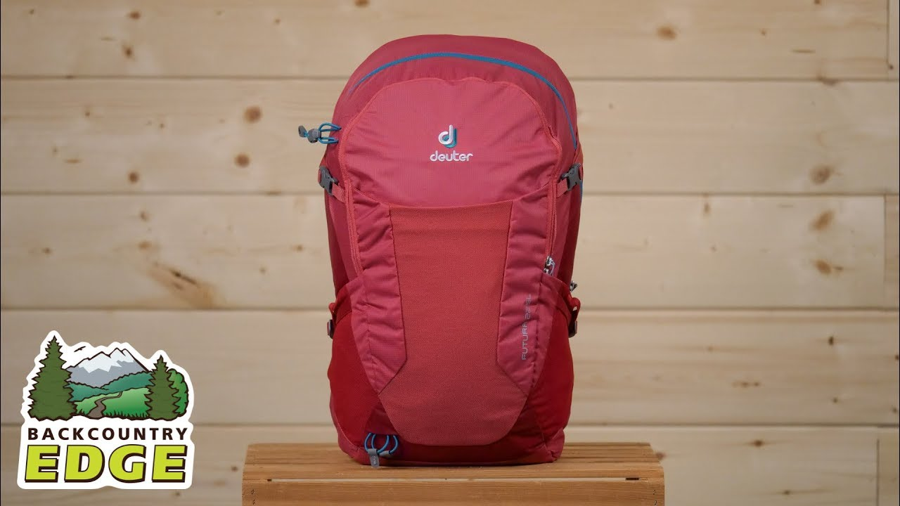 7f3965f4e3c Deuter Futura 22 SL Women's Day Pack - YouTube