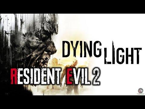 🎮 Resident Evil 2 в Dying Light (Custom Map Mod) |