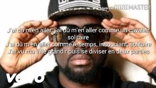 {Paroles} Maître gims - Hasta Luego