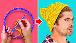 15 KNITTING TECHNIQUES YOU CAN TRY