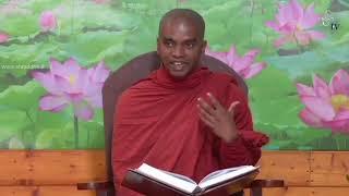 Shraddha Dayakathwa Dharma Deshana | ශ්රද්ධා දායකත්ව ධර්ම දේශනා | 2018/10/19 - 1.00pm | Shraddha TV