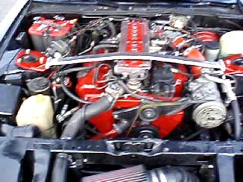 300zx Engine Diagram 1989 300zx Turbo With Nistune T3 T04e And More Youtube