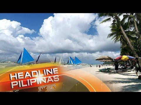 Negative RT-PCR tests required pa rin sa pagpasok sa Boracay: alkalde | Headline Pilipinas