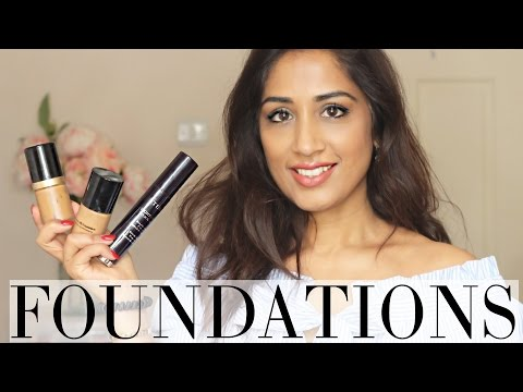 My TOP 10 FOUNDATIONS for OLIVE/BROWN/INDIAN SKIN   Beauty Passionista   Ambarina
