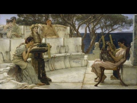 """Spirit of the Kithara"" - The Ancient Greek Modes"