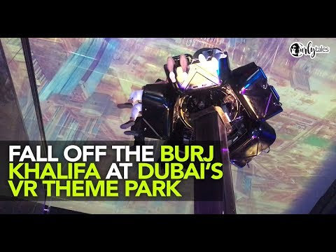 Dubai Mall Has Transformed Into A Virtual Reality Park | Curly Tales