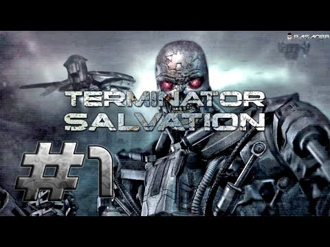 terminator 2 gameplay part 1