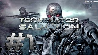видео Terminator Salvation The Videogame прохождение часть 1