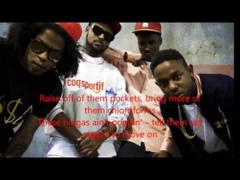 Black Hippy - U.O.E.N.O. (Remix) Lyrics