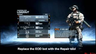 BF3 Over 1,000,000 Points Per Match  - This is how you get a developer to patch a game.