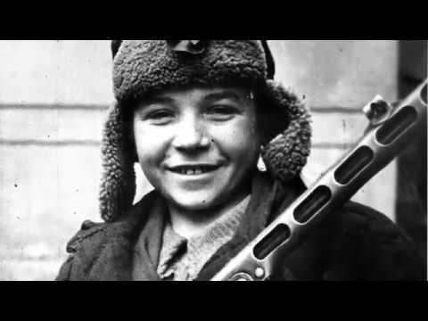 Партизаны Белоруссии - военные истории