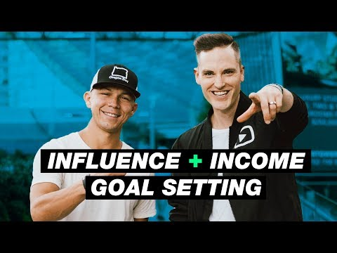 How to Set Goals and Make More Money as an Influencer