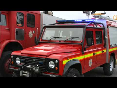 Falkland Islands Fire & Rescue Service