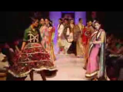 Gopal & Manali at Blenders Pride Bangalore Fashion Week 9th Edition